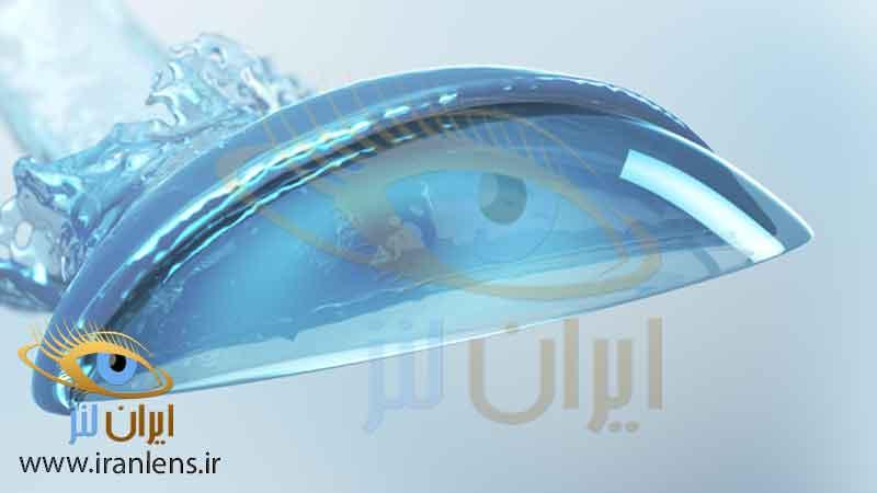 استفاده صحیح از لنز طبی