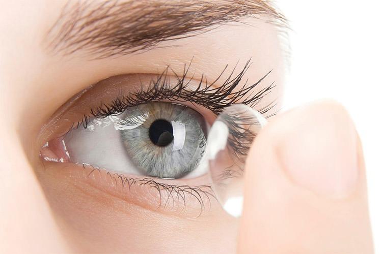 لنز چشم چیست؟