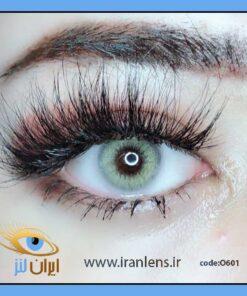 لنز طبی رنگی میستیک
