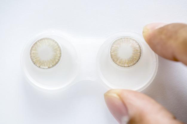 انواع لنزهای آرایشی