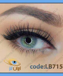 لنز طبی رنگی امرالد