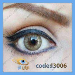 لنز طبی رنگی کارامل