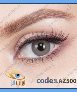 لنز رنگی لازورد دوردار