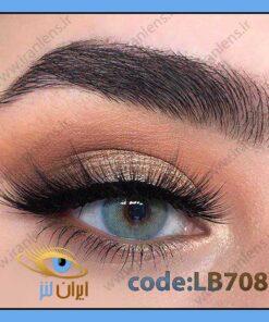لنز طبی رنگی لازورد