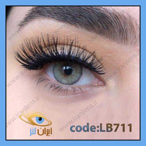 لنز طبی رنگی پلاتینیوم