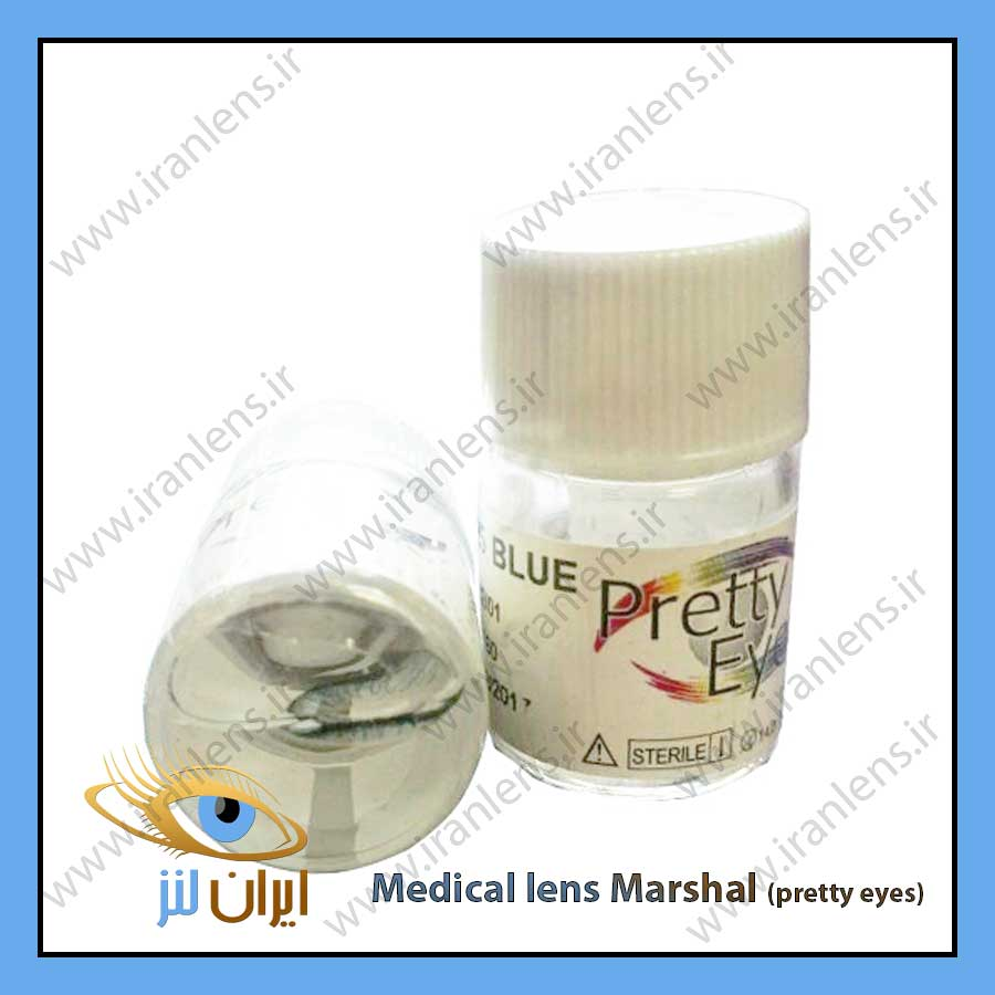 لنز طبی مارشال