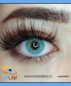 لنز طبی رنگی مالیبو