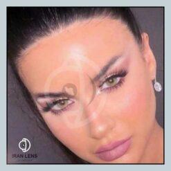 لنز طبی رنگی ایووری سالانه