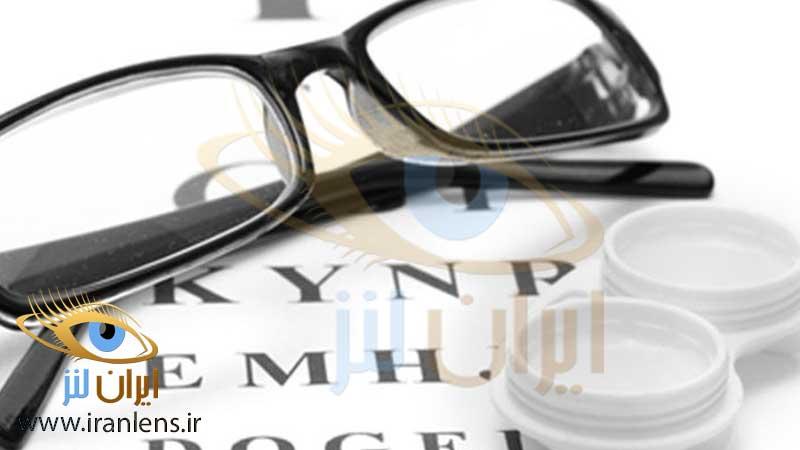 لنز چشم بهتر است یا عینک