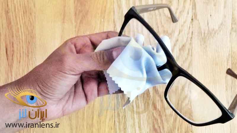 معایب عینک طبی