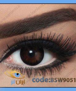 لنز چشم رنگی اسنو وایت بلک فصلی