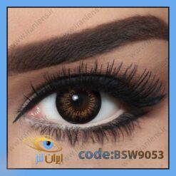 لنز چشم رنگی اسنو وایت براون فصلی