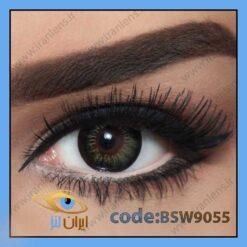 لنز چشم رنگی اسنو وایت گرین فصلی