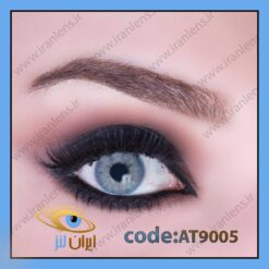 لنز چشم رنگی ادیکت بلو فصلی آبی سبز