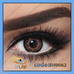 لنز رنگی هایلایت سیرکل براون فصلی