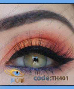 لنز رنگی هند مید گری سالانه