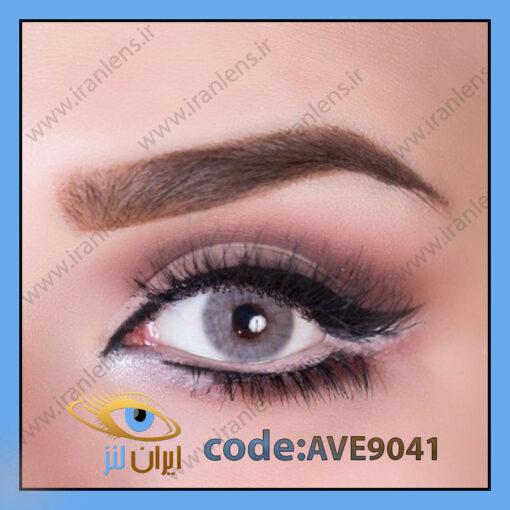 لنز چشم رنگی وگاس گری فصلی طوسی