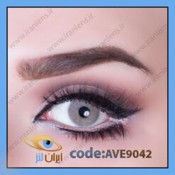 لنز چشم رنگی وگاس پیرل فصلی طوسی سبز روشن
