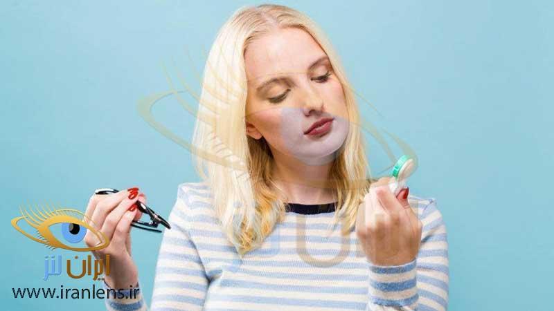نکات مهم خرید لنز طبی در خصوص مزایا و کاربرد آن