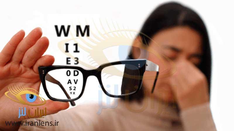 بهترین روش درمان چشم آستیگمات با لنز توریک