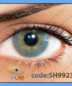 لنز چشم رنگی زیبایی بدون نمره بدون دور طوسی سبز سالانه کوارتزو هیدروکور
