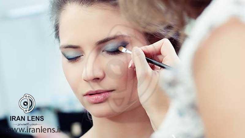 اصول صحیح آرایش چشم