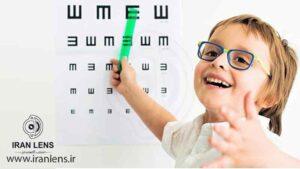 روش های تشخیص آمبلیوپی یا تنبلی چشم در کودکان