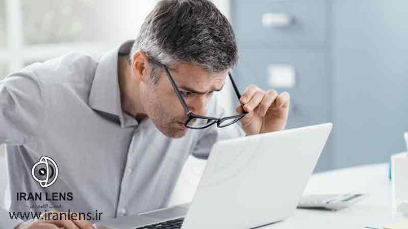 اختلال دوربینی چشمی چیست