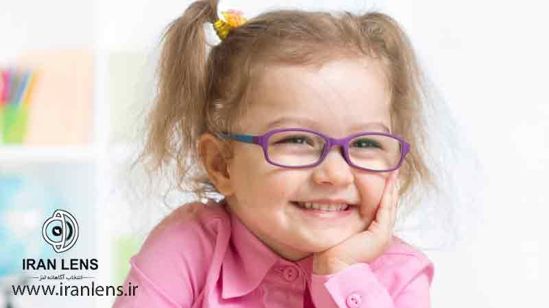 درمان آستیگمات در کودکان