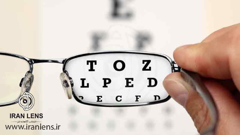 نزدیک بینی چشم چیست؟