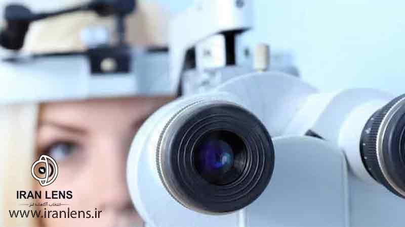 اقدامات قبل از عمل ماشت لنز داخل چشمی ICL