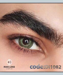 لنز رنگی کوئین گرین برند دیاموند