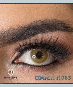 لنز چشم رنگی سوئیت کوکو سبز یشمی