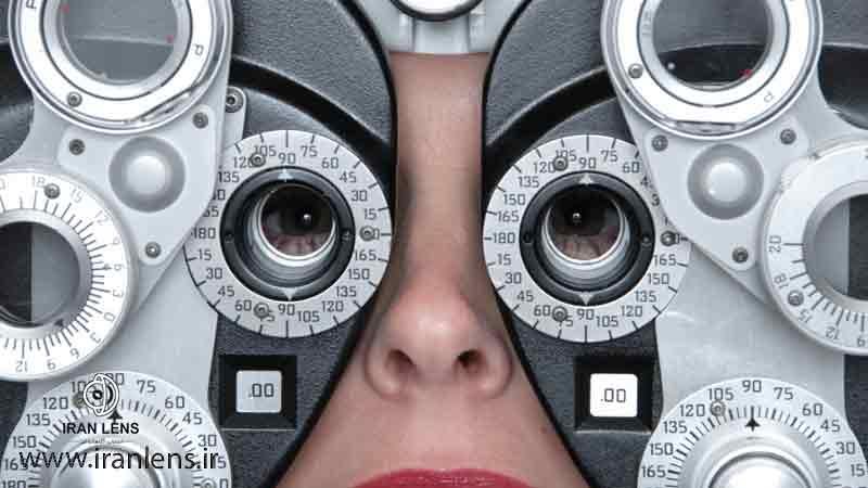 روش های تشخیص پیر چشمی