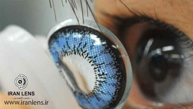 روش استفاده از لنز درشت کننده چشم