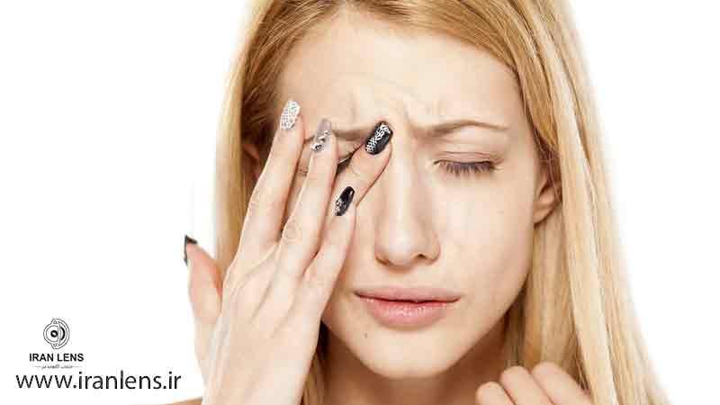 فوتوکراتیت چشم