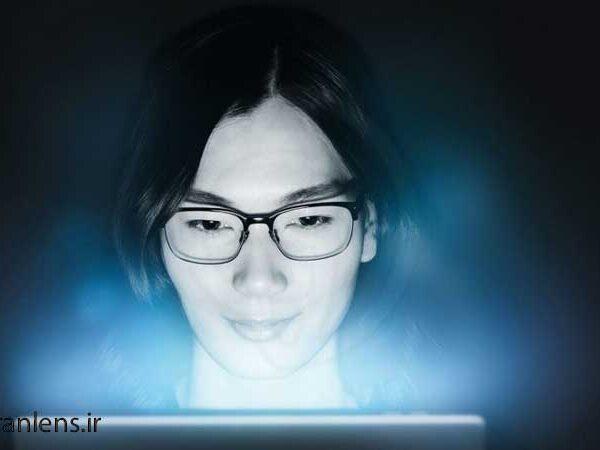لنز عینک بلوکات